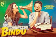 'Meri Pyaari Bindu':  Tedium wrapped in retro sounds