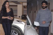 Harshvardhan Kapoor and Sara Ali Khan's DINNER DATE!