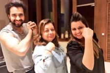 Jackky Bhagnani celebrates Mother's Day with 'Battery'