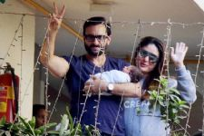 Saif-Kareena to SHIFT to a new residence and the REASON is Taimur!