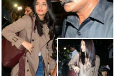 SPOTTED: Aishwarya Rai Bachchan LEAVING with Aaradhya for Cannes