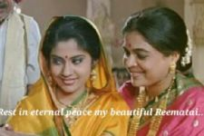 Reema Lagoo's On-screen daughter pens down a heartwarming goodbye