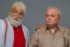 Wonderful to work again with Amitabh Bachchan: Rishi Kapoor