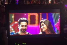 Kriti wraps 'Bareilly ki Barfi' shoot with colourful song