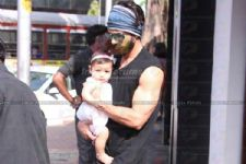 Shahid Kapoor's CUTE message for his baby daughter