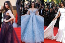 Deepika REACTS over comparison with Aishwarya & Sonam at Cannes