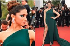 Look who gave Deepika Padukone a THUMBS UP for her Cannes dress!