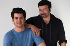 Sunny Deol EMOTIONAL over son's debut film