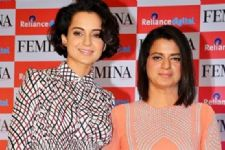 Kangana will always have me by her side, says sister Rangoli