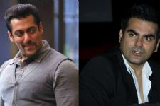 Arbaaz Khan MIFFED with Salman Khan!