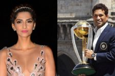 Sonam Kapoor joins Aamir Khan, in the countdown to Sachin's biopic!
