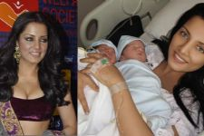 Celina Jaitly was SHOCKED to know that she is PREGNANT with TWINS
