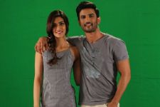 Kriti helped Sushant to get into 'Amritsar da munda' zone!