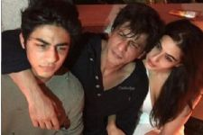 Shah Rukh Khan's Son with Sara Ali Khan: Inside Pics from Karan's Bash