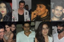 Everything that happened at Karan Johar's Bash: Inside Pictures