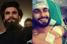 Just In: Ranveer INJURED on Padmavati Shoot