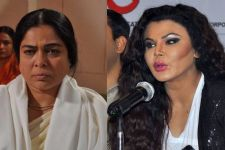 Unaware of Reema Lagoo's Sudden Demise, Rakshi Sawant REACTS