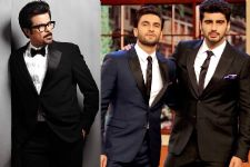 Anil Kapoor challenges Ranveer, Arjun to break fashion boundaries!
