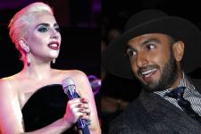 I'm not as crazy as Lady Gaga, says Ranveer Singh
