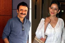 Finished shooting with Manisha for 'Dutt': Hirani