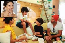 Priyanka Chopra goes LOL on Hrithik's DEEP CONVERSATION with his Sons