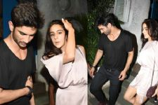 Sushant Singh Rajput on WORKING with Saif's daughter Sara Ali Khan!