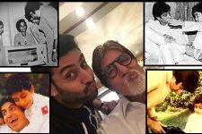 Amitabh Bachchan shared hospital pics from Abhishek Bachchan's birth