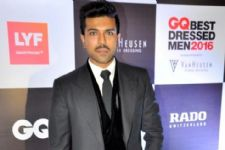 Ram Charan on GQ's Best Dressed List !