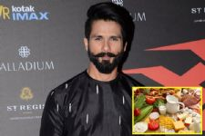 "Shahid Kapoor has to EAT all this for ""Padmavati"""