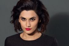 Taapsee starts shooting for 'Judwaa 2' in Mumbai