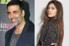 Akshay is a delight to work with: Bhumi Pednekar
