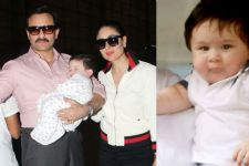 Taimur Ali Khan getting the right Values by Mom-Dad, Kareena- Saif