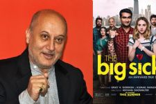 Was almost going to go out of 'The Big Sick': Anupam Kher
