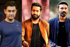 Aamir Khan, Dhanush, Junior NTR win at Sankarabharanam Awards