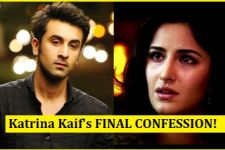 Katrina's painful good-bye to Ranbir Kapoor...WON'T ever work with him