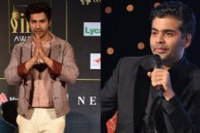Varun has NO SENSE of SELF CONTROL: Karan Johar