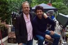 Irrfan Khan BEGINS shooting for his next HOLLYWOOD flick!