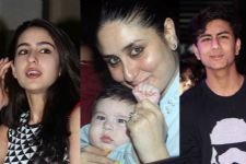 Sara Ali Khan's new DUTY is to change DIAPERS!