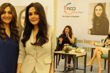 Preity Zinta excited about women's safety project!