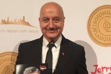Anupam thanks Hindi filmdom for his 'enriching' journey