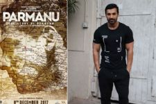 John Abraham shares first look of 'Parmanu - The Story Of Pokhran'