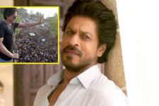 More than 400 Sejals THRONGED Shah Rukh Khan's MANNAT!