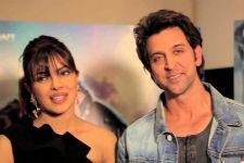 Priyanka Chopra's Congratulatory wishes for Hrithik Roshan