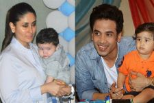 Kareena & Tusshar have already taken a DECISION for their Sons