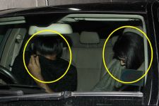 Navya Naveli SPOTTED with a Boy, who HID himself as he saw the Media