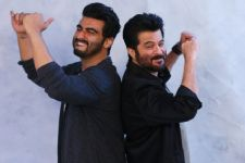 How has 'Mubarakan' strengthened Anil, Arjun's bond?