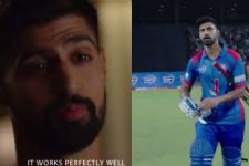 'Tanuj Virwani' aces superstar cricketer's performance in the new prom