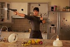 Sidharth Malhotra's all new ACTION- PACKED avatar from 'A Gentleman'!