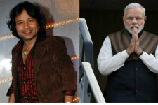 Kailash Kher thrilled with Modi's birthday wishes