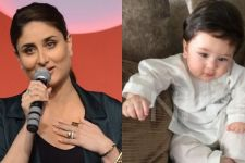 Kareena just said some very CUTE things about her baby Taimur Ali Khan